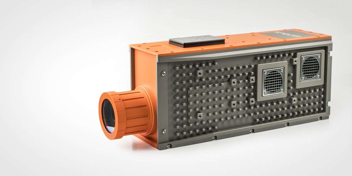 Airborne or Ground Hyperspectral Imaging