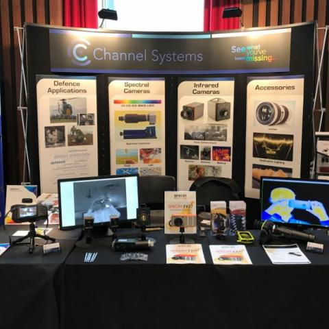 CSI Booth at CAP Conference 2018