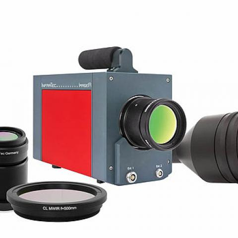 ImageIR® 5300 - Thermographic Systems