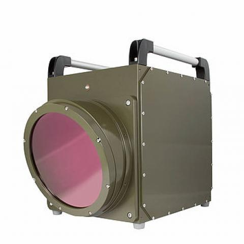Infratec ImageIR® 9300 Z Thermal Imaging System